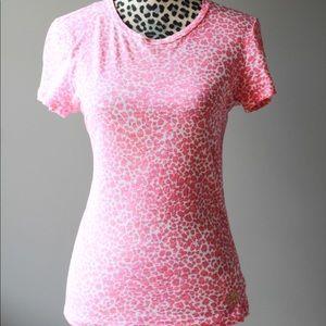 Michael Kors Cheetah Print Tee